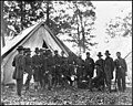 Warrenton, Va. Gen. Ambrose E. Burnside and staff; another view LOC cwpb.03791.jpg