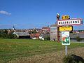 Wasselonne panneaux signalisation ville fleurie et station verte 2011.jpg