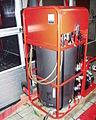 Wasserdurchlauferhitzer des LKW Dekon P.JPG