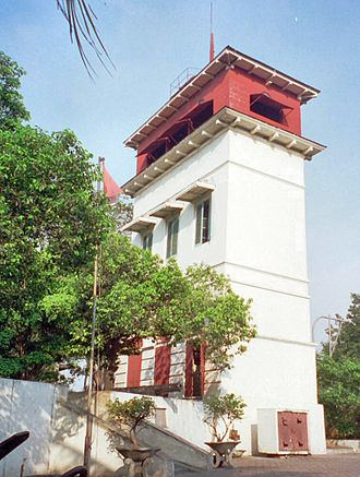 Sunda Kelapa - Image: Watchtower Sunda Kelapa