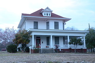 Waters House (Fordyce, Arkansas)