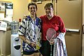 Weekend trip to Victoria for the Brentwood Masters (Badminton) - Mary-Jo & Denise - (19535692092).jpg