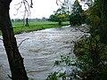 Weir on the River Glenderamackin - geograph.org.uk - 73139.jpg
