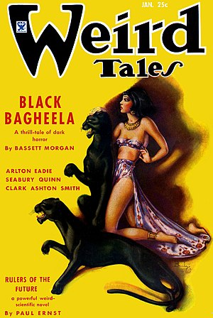 "The Dark Eidolon - ""The Dark Eidolon"" was originally published in the January 1935 issue of Weird Tales."