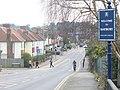 Welcome to Maybury - geograph.org.uk - 1186318.jpg