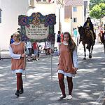 Welfenfest 2013 Festzug 076 Reliquienschenkung.jpg