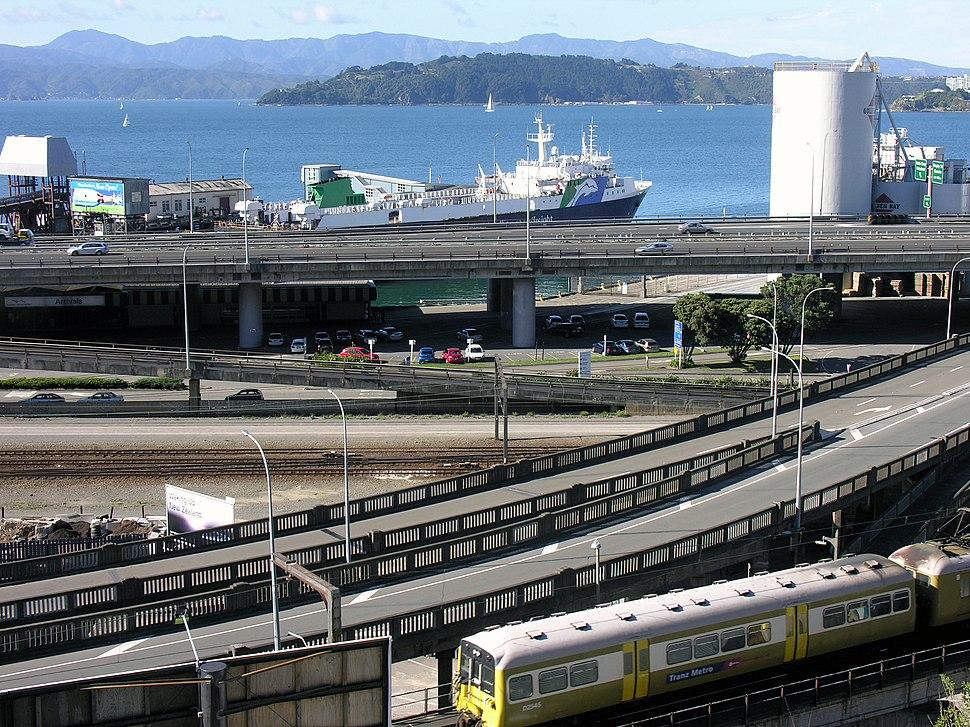 Wellington infrastructure