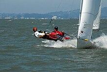 470 class dinghy