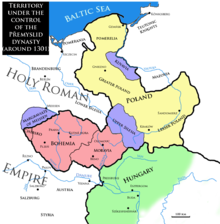 Kingdom of Bohemia   Wikipedia