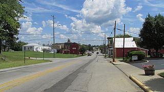 West Union, Ohio Village in Ohio, United States