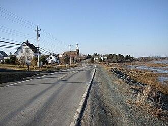 Marine Drive (Nova Scotia) - West Chezzetcook