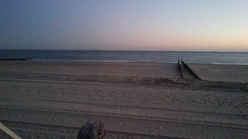 Westduin strand