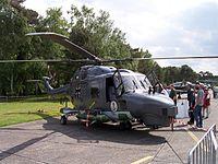 Helicóptero multipropósito Westland Lynx