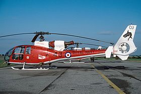 Westland SA-341C Gazelle HT2, UK - Navy AN2111927.jpg