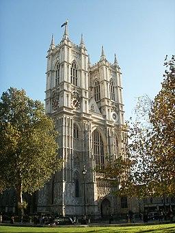 Westminster Abbey - West Door