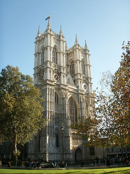File:Westminster Abbey - West Door.jpg