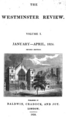 Westminster Review Frontispiece volume1.png