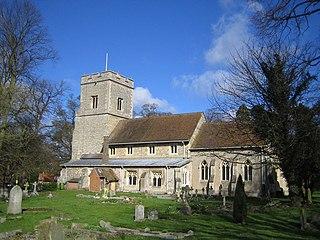Weston Turville Human settlement in England