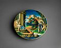 Wide-rimmed bowl with Vulcan Forging Arms with Venus and Cupid MET DP-125-001.jpg