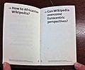 WikiAfrica brochure - How to Africanize Wikipedia.jpg