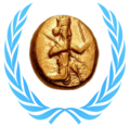 WikiProject Numismatics Persian and Iranian coins taskforce concept logo (2017).png
