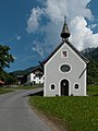 Wiki takes Nordtiroler Oberland 20150605 Ortskapelle Hl. Drei Könige in Windfang 6963.jpg