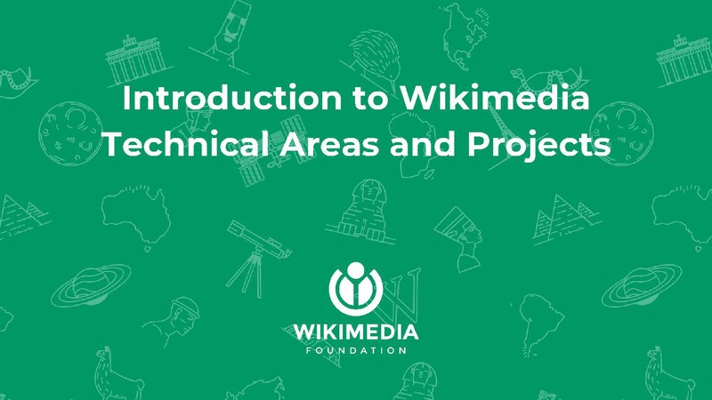 File:Wikimania Hackathon 2018 - Introduction to Wikimedia technical areas and projects.pdf
