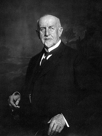 Wilhelm von Wedell-Piesdorf - Wilhelm von Wedell-Piesdorf c. 1910.