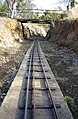Willans Hill Model Railway track.jpg