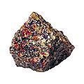 Willemite w- franklinite zinc orthosilicate Franklin Sussex County New Jersey 1900.jpg
