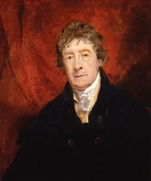 William 'Gentleman' Smith - A portrait of Smith by John Jackson c. 1819, in the National Portrait Gallery in London.