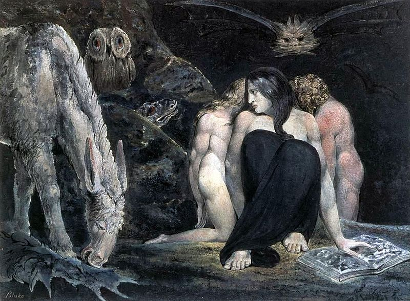 Hécate 800px-William_Blake,_Hecate_or_the_Three_Fates