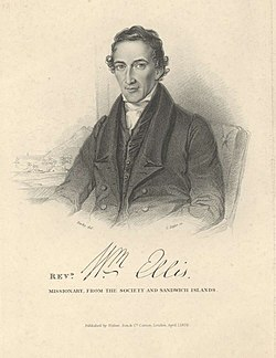 William Ellis, missionary from the Society and Sandwich Islands, by Charles Taylor, 1827.jpg