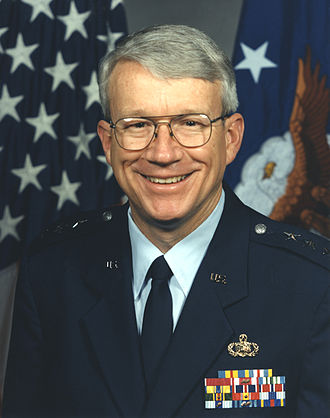 "William J. Donahue - Lieutenant General William J. ""Bill"" Donahue"