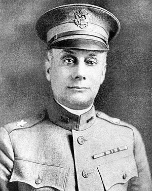 William M. Wright - Wright as a brigadier general during World War I.