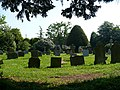 Wilstead Churchyard - geograph.org.uk - 808538.jpg
