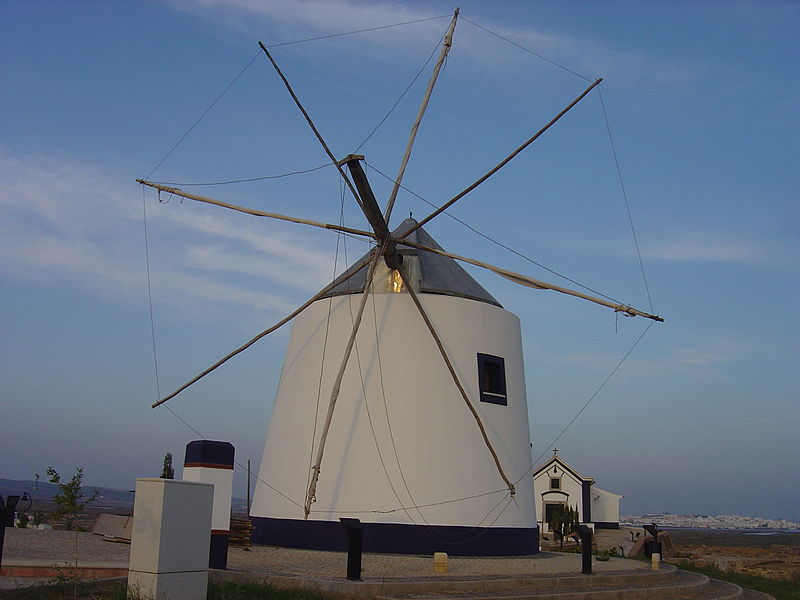 Image:Windmill Castro Marim.JPG
