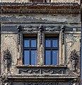 Window of the house at Stodolní 18, Ostrava, Czech Republic 011.jpg
