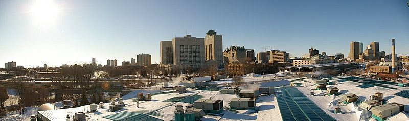 Downtown Winnipegu