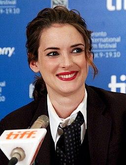 Winona Ryder 2010 TIFF