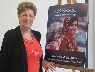 Malala Yousafzai - International Poetry Festival 2013 in Argentina, to honour Yousafzai