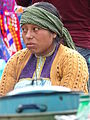 Woman in Market - Chamula - Chiapas - Mexico (15662549975).jpg