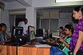 Women Wikipedians editing Konkani Wikipedia, Goa University, Goa.jpg