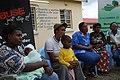 Women at ASAZA centre listening to Minister (8227932992).jpg