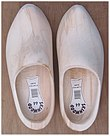 Wooden Shoes-willow-plain wood