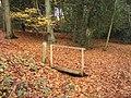 Woodland footpath - geograph.org.uk - 1087602.jpg
