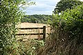 Woolfardisworthy, footpath to East Emlett - geograph.org.uk - 218783.jpg