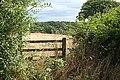 Woolfardisworthy, footpath to East Emlett - geograph.org.uk - 218783.jpg