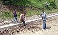 Workers on road M6.jpg