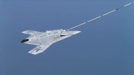 File:X-47B First to Complete Autonomous Aerial Refueling.webm